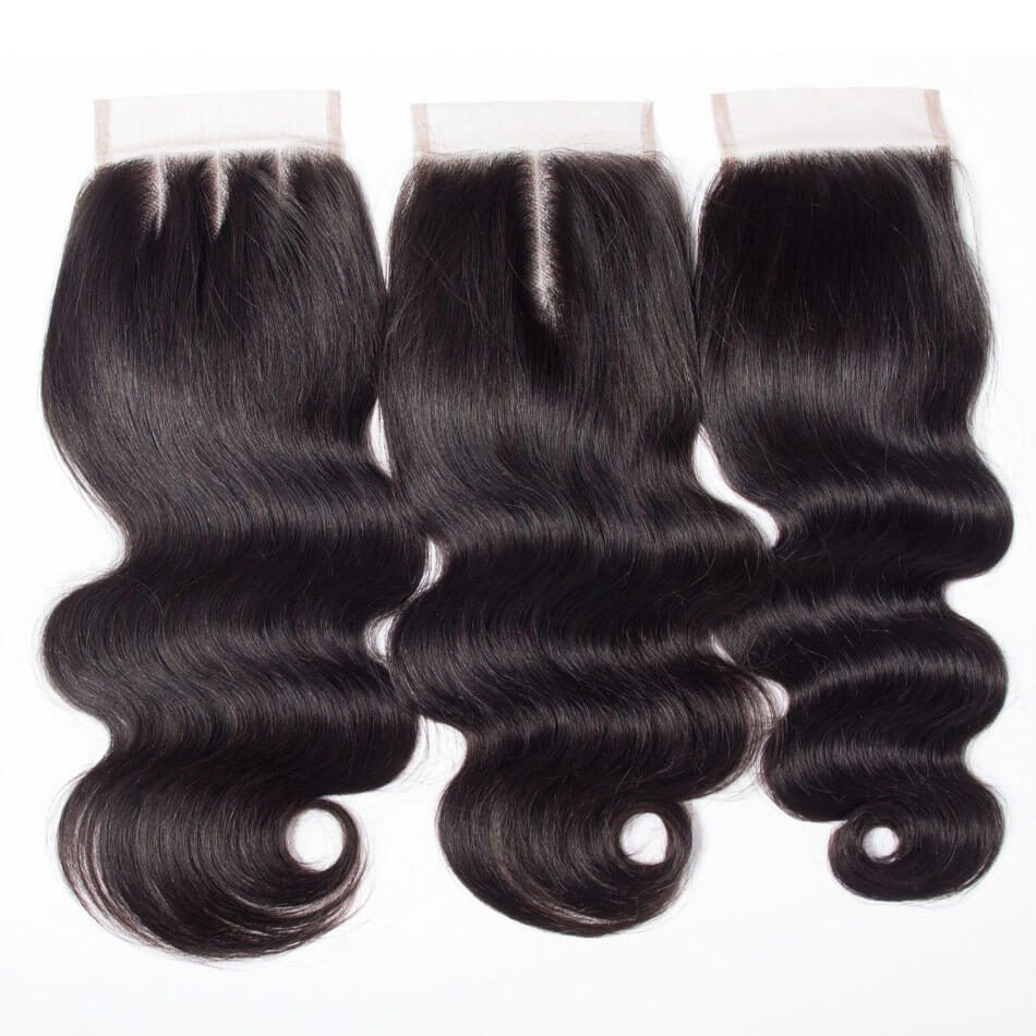 Evan Hair Body Wave Closure Hair