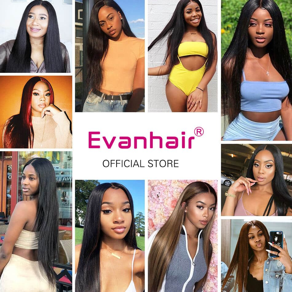 Evan Hair Straight Hair Bundles Deals