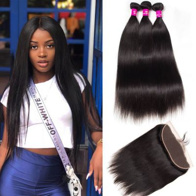 straight hair with frontal,bundles with straight frontal,straight hair bundles frontal,best straight hair frontal,straight hair 3 bundles frontal,straight hair and frontal,Brazilian straight hair with frontal