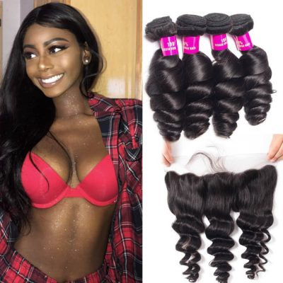 loose wave bundles frontal,cheap loose wave frontal and bundles,virgin loose wave bundles frontal,loose wave with frontal,Indian loose wave frontal,loose wave near me,best loose wave bundles frontal,4 bundles loose wave with frontal
