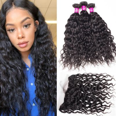 water wave bundles frontal,wet and wavy hair,wet and wavy bundles with closure frontal,water wave weave,water wave hair bundles with frontal,wholesale water wave bundles with frontal,best water wave hair frontal,water wave hair frontal near me