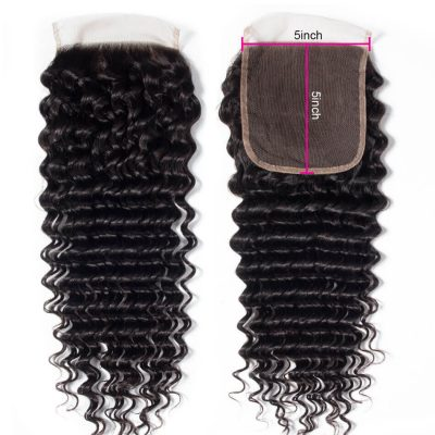 5×5 deep closure,5×5 deep hair closure,swiss lace closure,deep wave closure,5×5 lace closure,Brazilian deep wave closure,cheap deep wave closure,human deep wave closure,Remy deep wave closure,vigin deep wave closure